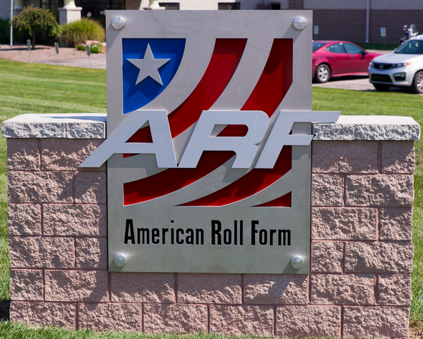 ARF New Sign